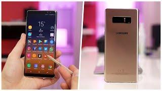 Review: Samsung Galaxy Note 8 (Deutsch)   SwagTab