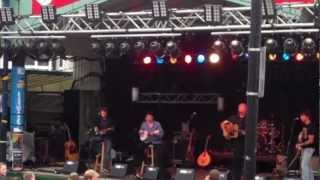 "Irish Descendants ""Rattlin Bog"" at George St. Festival, 2012"