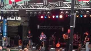 "Irish Descendants ""Rattlin Bog"" at George St. Festival, 2012"
