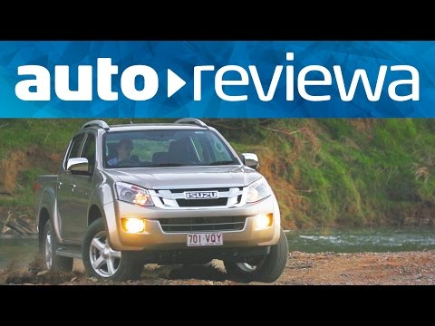 2015, 2016 Isuzu D-MAX Review -Australia