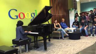 Joey Alexander   Bye Bye Blackbird (Live At Google)