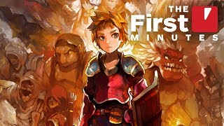 The First 15 Minutes of Chasm Gameplay