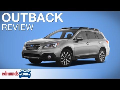 Review : 2015 Subaru Outback