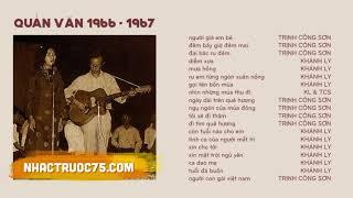 Khánh Ly – Tuổi Đá Buồn – Thu Âm Trước 1975