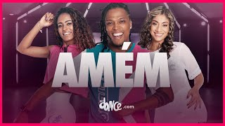 Amém   MC Bruninho E Enzo Rabelo | FitDance TV (Coreografia Oficial)