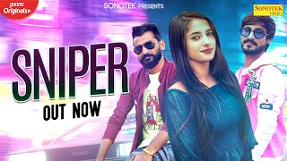 Sniper | Kd Khan | Naina | Abdul Aziz | New Haryanvi Song | Latest Song 2021 | Trimurti