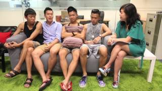 Ah Boys To Men Tosh, Maxi, Josh and Weiliang look back and say goodbye to ABTM