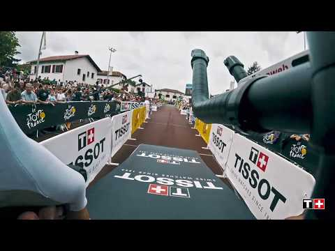 Tissot Official Timekeepers of Tour de France