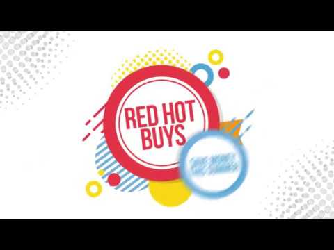 Red Hot Buys - 2018