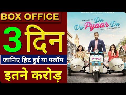De De Pyar De Box Office Collection Day 3, De De Pyar De Collection, Ajay Devgan, Tabu, Rakul Preet,
