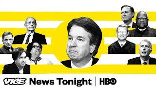 Brett Kavanugh Will Face These 4 Big Supreme Court Cases (HBO)