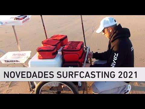 Novedades Surfcasting 2021