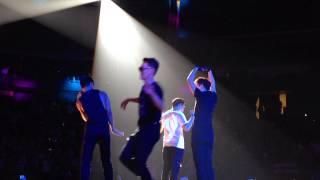 2PM - Hands Up (East4A Mix) @ Go Crazy Tour NJ 111414