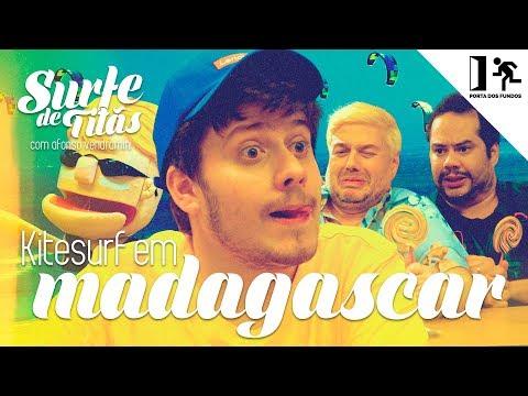 EPISÓDIO 3 - KITESURF EM MADAGASCAR