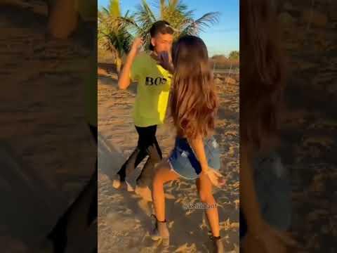 Casal Dançando Biu do Piseiro Vulgo Malvadão feat  (mc jhenny)