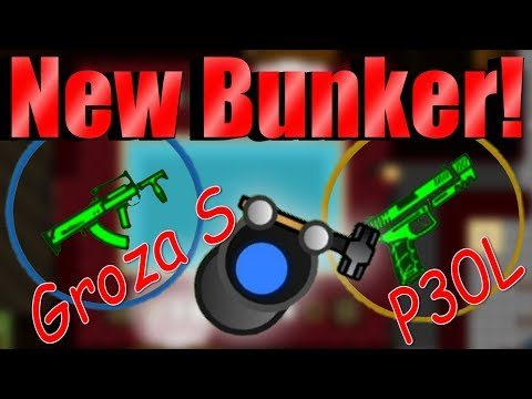 NEW WESTERN *SALOON* BUNKER + NEW WEAPONS! (Surviv io Update