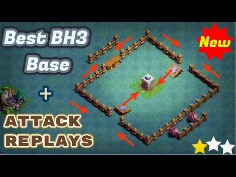 New Best BH3 Base | Anti Barcher | Clash Of Clans | Builder Hall 3 | W/ Replays Mp3