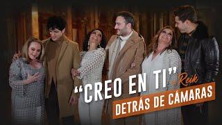 """Detrás De Cámaras Con Reik """"Creo En Ti"""""""