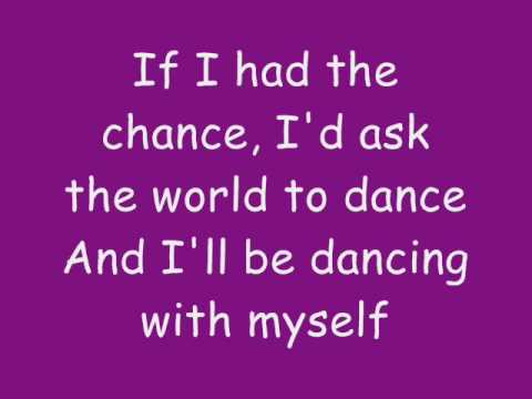 Dancing With Myself performed by The Donnas