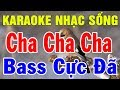 Karaoke Liên Khúc Cha Cha Cha Thôn Quê   Nhạc Sống Trữ Tình Hòa Tấu   Trọng Hiếu