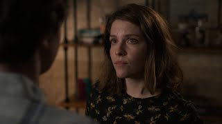 Lea Reveals Shocking News to Shaun - The Good Doctor