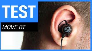 TEUFEL MOVE BT(neue Version) im Test - InEar Bluetooth-Kopfhörer mit aptX und Reinigungsröhre