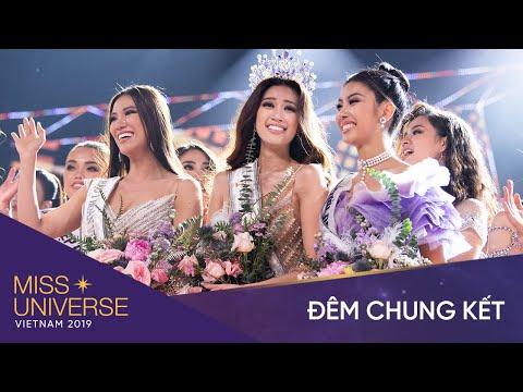 CHUNG KẾT HOA HẬU HOÀN VŨ VIỆT NAM 2019 | FULL HD | MISS UNIVERSE VIETNAM 2019