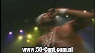 "50 Cent & G Unit ft. Eminem and D12 performing ""Rap Game"" Live in Detroit [ High Definition ]"