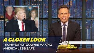 Trump's Shutdown Is Making America Less Safe: A Closer Look