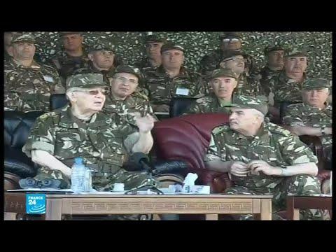 العرب اليوم - شاهد : تغييرات وتعيينات جديدة في قيادات الجيش الجزائري