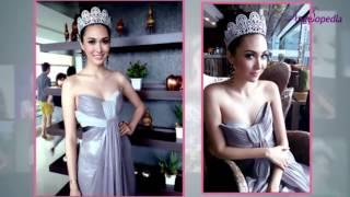 Pimbongkod Chankaew from Thailand - Miss Universe 2014 Top 30 Favourites