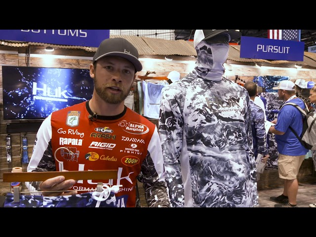 496e9b9df14ac ... exclusive pattern to Huk Performance Fishing. It comes in a variety of  colors. Paired with the performance apparel from Huk, it's a winning  combination.