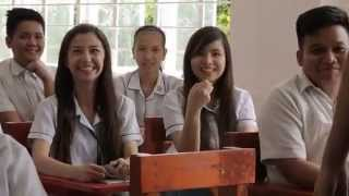 At School In The World of ATE by Donnalyn Bartolome