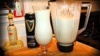Guinness Punch.