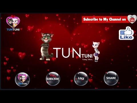 Talking Tom & Angela intro video Youtube Channel(Tuntuni Bangla Funny Jokes)