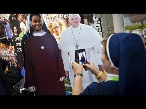 Στην Ιρλανδία ο πάπας Φραγκίσκος
