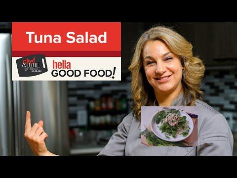 Tuna Salad with Yogurt