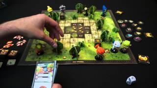 Krosmaster: Arena Grundbox - Die deutsche Version im Test - Brettspielblog.net
