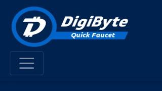 Добро пожаловать в бесплатный Digibyte Faucet!