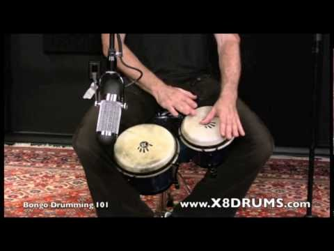 Bongo 101, How to Play Bongos for Beginners - Online Lesson Preview