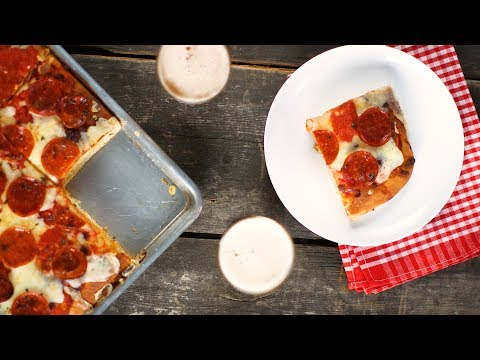 Grandma-Style Pizza- Everyday Food with Sarah Carey