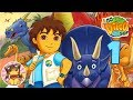 Go Diego Go: Great Dinosaur Rescue Walkthrough Gameplay