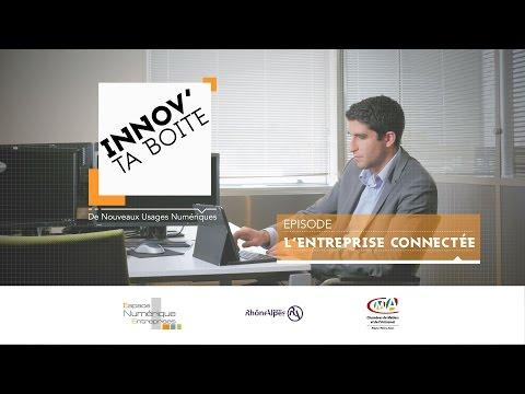 Inno'v ta Boite - L'Entreprise Connectée - Espace Numérique Entreprises