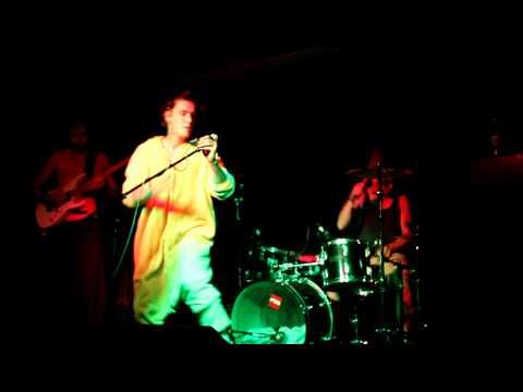 The Pony Men Live at Karova Lounge - 2013-01-17 - Part 01 - Wicked Kid Imagination Medicine
