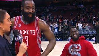 Kevin Hart Trolling NBA Players - dooclip.me