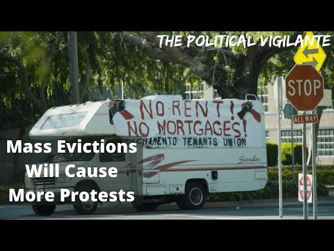 28 Million Looming Evictions Will Cause Civil Unrest