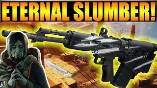 Destiny 2 | Eternal Slumber Dead Orbit Pulse Rifle PvP Gameplay Review
