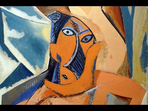 Picasso Les Demoiselles D Avignon Video Khan Academy