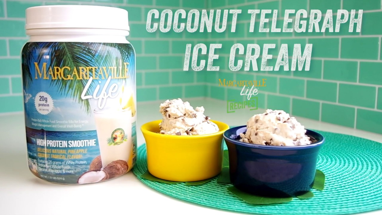 Coconut Telegraph Ice Cream - KetoLiving