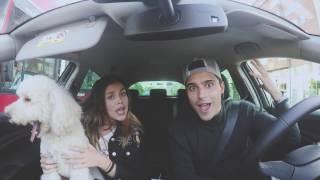 Carpool karaoke with my girl - WIDE AWAKE